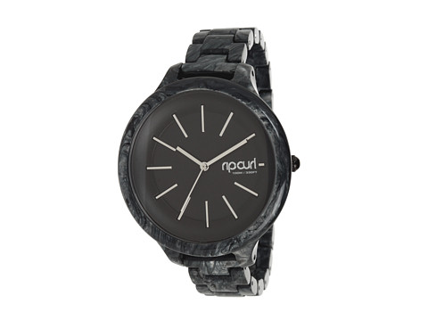 Rip Curl - Horizon Acetate (Black) Watches