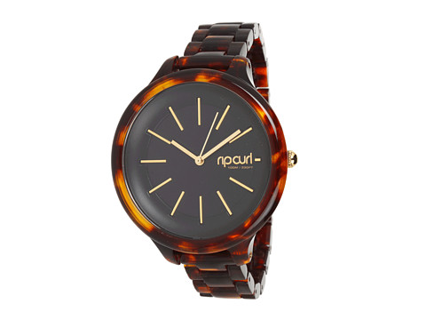 Rip Curl - Horizon Acetate (Tortoise) Watches