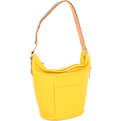 SALE! $104.99 - Save $193 on Cole Haan Crosby Bucket Bag (Sunlight) Bags and Luggage - 64.77% OFF $298.00