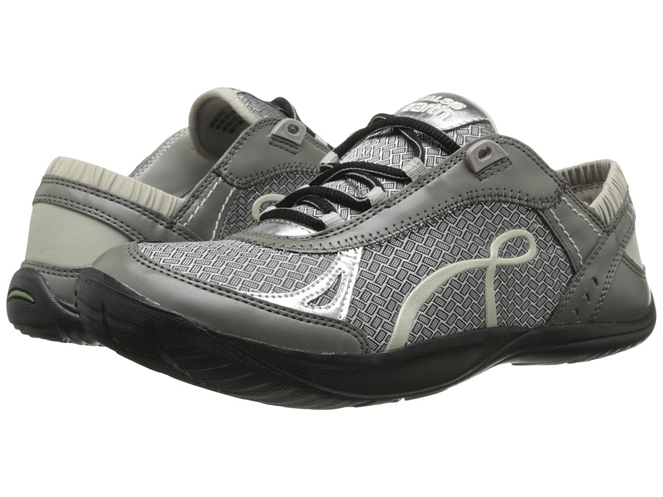 Earth - Prosper (Silver Microfiber) Women's Shoes