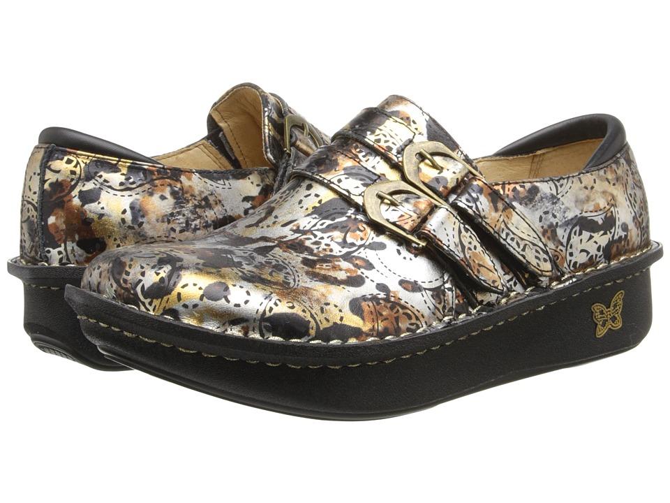 Alegria - Alli Professional (Rome Patent) Women's Clog Shoes