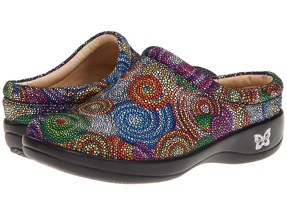 Alegria - Kayla Professional (Bullseye) Women's Clog Shoes