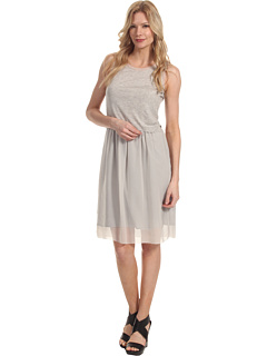 SALE! $56.99 - Save $131 on NIC ZOE Fresh Spring Forward Dress (Ash) Apparel - 69.69% OFF $188.00