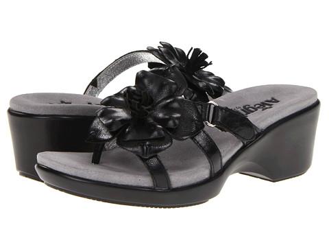 Alegria - Hula (Black Classy-101) Women's Wedge Shoes