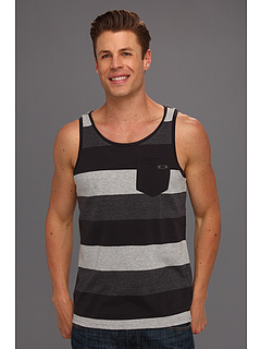 SALE! $16.99 - Save $18 on Oakley Mid Coast Tank Top (Jet Black) Apparel - 51.46% OFF $35.00