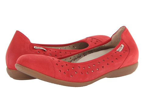 Mephisto - Axabel (Strawberry Bucksoft) Women