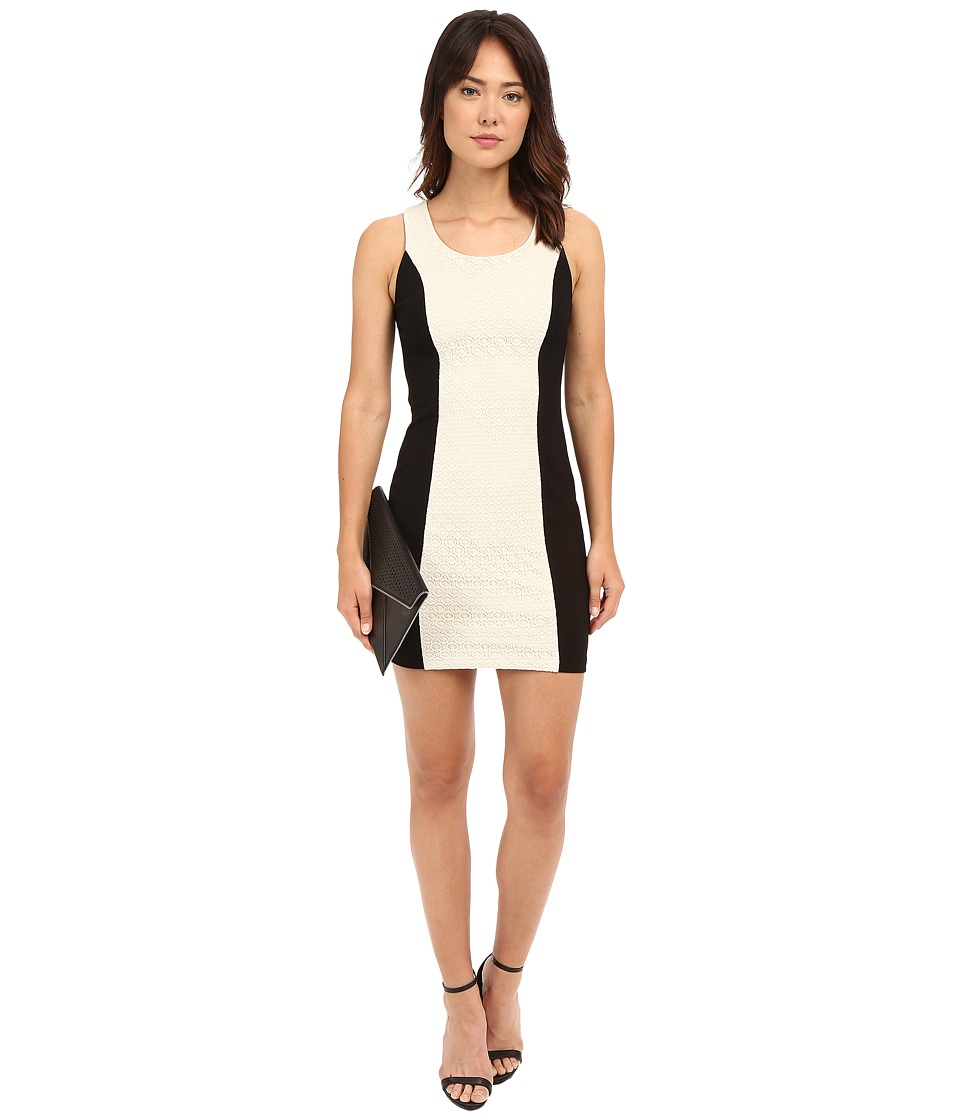kensie Dress KS2K9002 (Birch Combo) Women