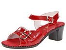La Plume - Lucille (Red) - Footwear