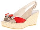 Vidorreta - Georgee (Red Combo) - Footwear