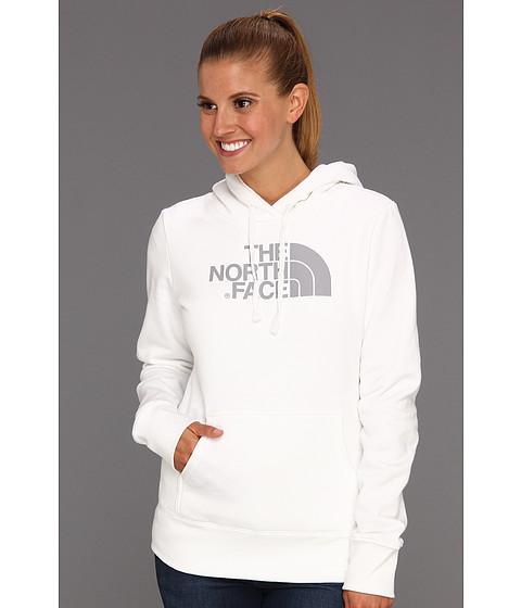 The North Face - Half Dome Hoodie (TNF White/Metallic Silver) Women's Sweatshirt