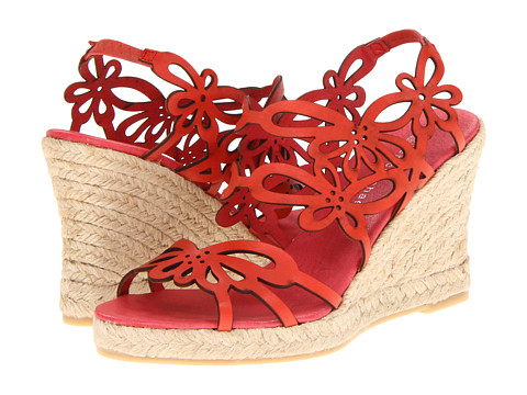 Eric Michael Jillian (Red) Women's Wedge Shoes