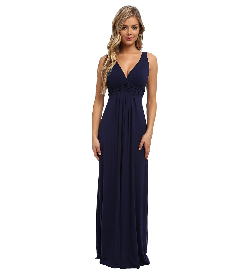 Tart Adrianna Maxi Dress (Peacoat) Women