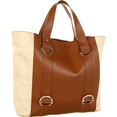 SALE! $81.99 - Save $68 on Ivanka Trump Alexis Double Shoulder (Cognac) Bags and Luggage - 45.34% OFF $150.00