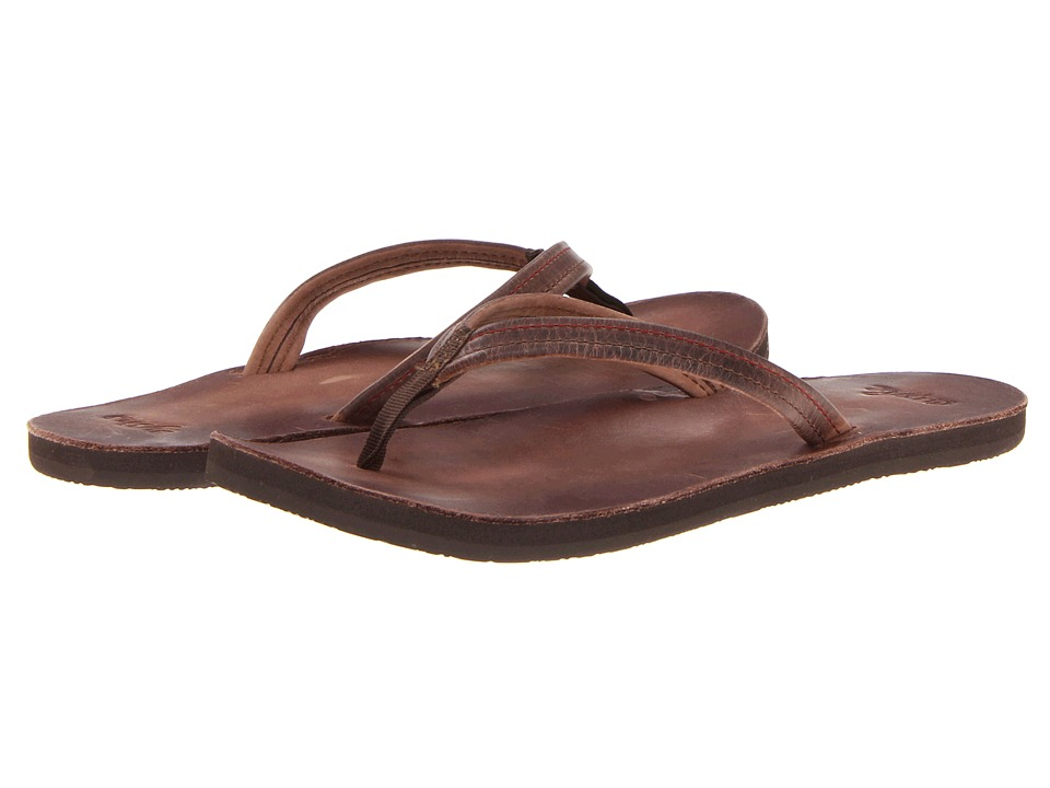 Cushe - Cushe Fresh W (Brown) Women's Slip on Shoes