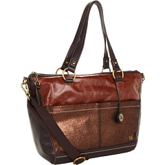 SALE! $56.99 - Save $47 on The Sak Iris Satchel (Teak Multi) Bags and Luggage - 45.20% OFF $104.00