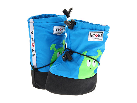 Stonz - Baby Booties (Toddler/Little Kid) (Alien - Blue) Boys Shoes