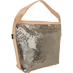 SALE! $279.99 - Save $415 on Stuart Weitzman Metalmania (Silver) Bags and Luggage - 59.71% OFF $695.00