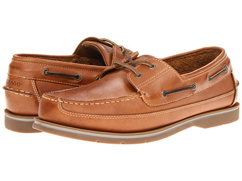 Sebago - Grinder (Tan) Men's Shoes