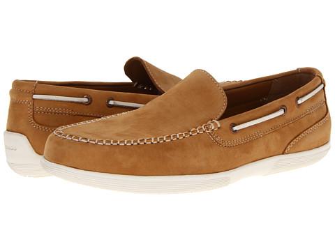 Sebago - Nantucket Slip-On (Tan) Men's Slip on Shoes