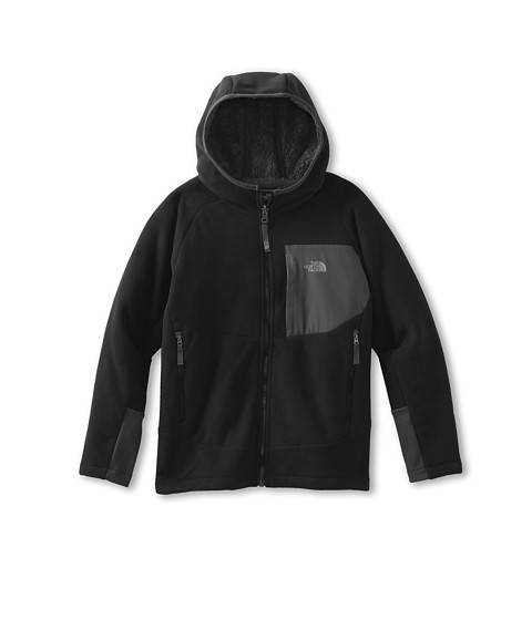 The North Face Kids - Chimborazo Hoodie (Little Kids/Big Kids) (TNF Black) Boy's Sweatshirt