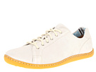 Born - Sean (White (Yellow) Suede)