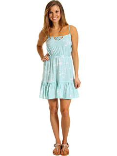 SALE! $18.4 - Save $28 on O`Neill Michelle Dress (Sea Glass) Apparel - 60.00% OFF $46.00