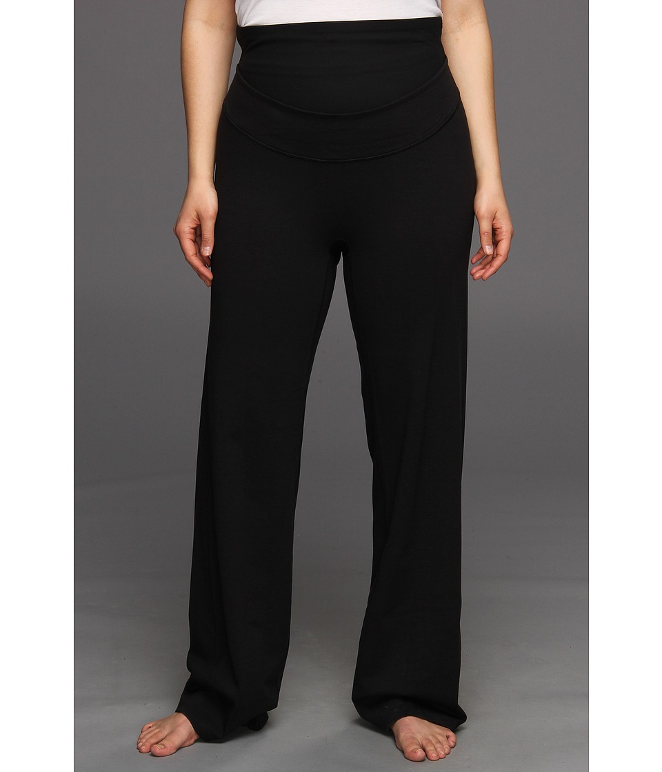 Spanx Active - Plus Size Power Pant (Black) Women's Workout