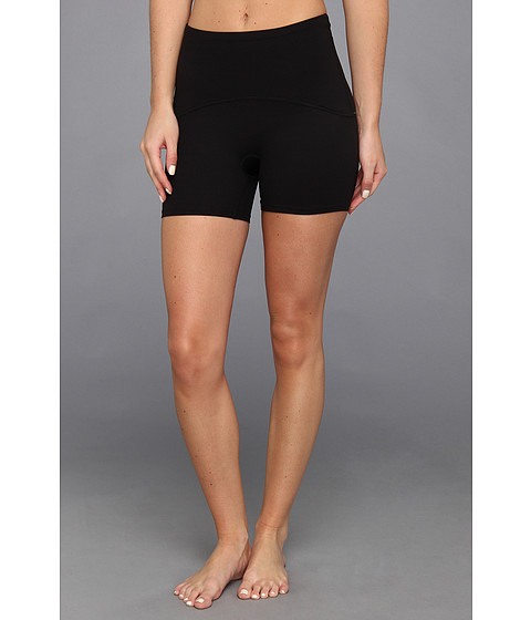 Spanx Active - Shaping Compression Girl Short (Black) Women's Workout