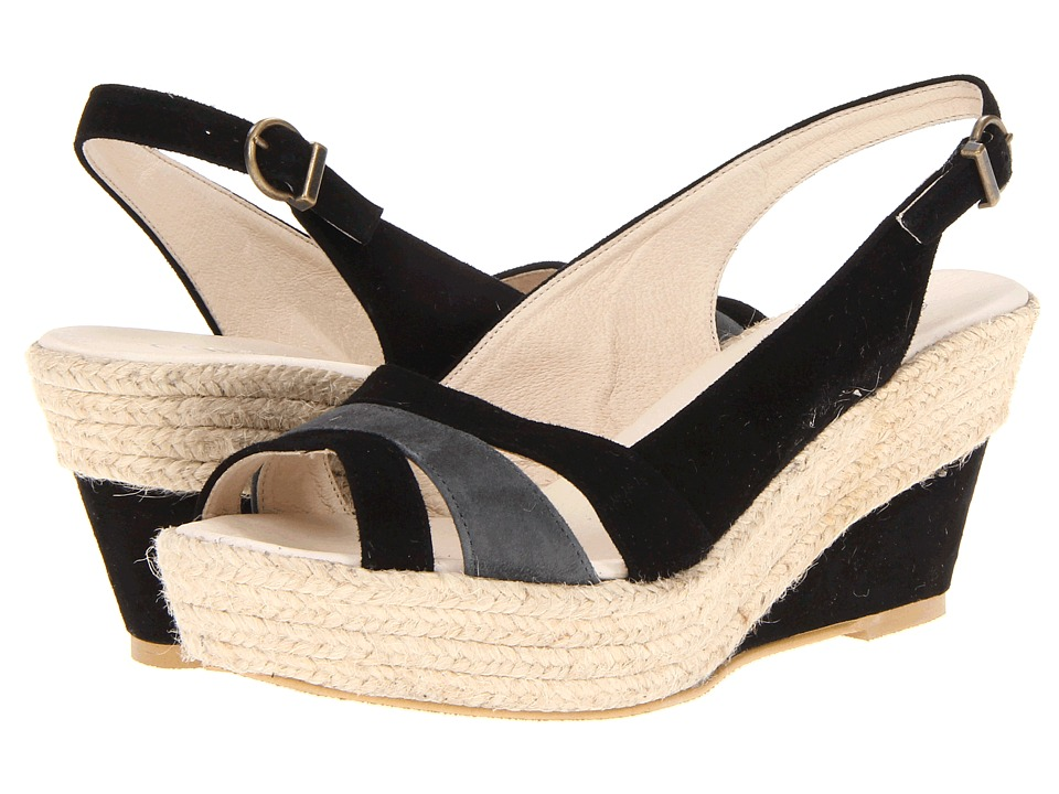 Cordani - Evita (Black) Women's Wedge Shoes