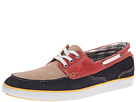 Clarks - Jax (Navy/Red/Taupe Multi) - Clarks Shoes
