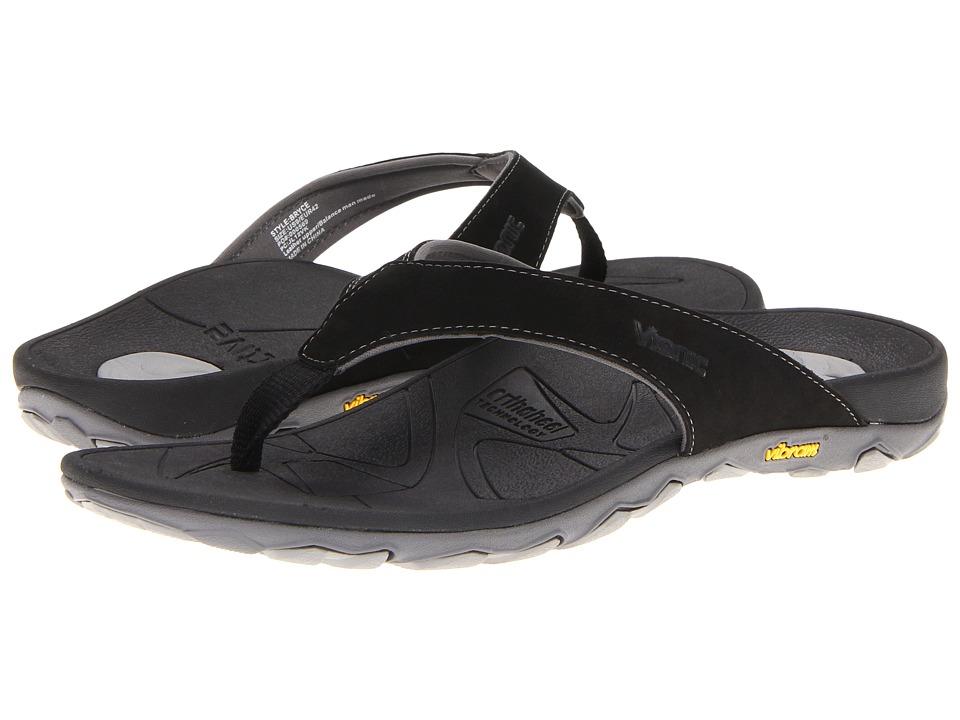 VIONIC - Bryce (Black) Men's Sandals
