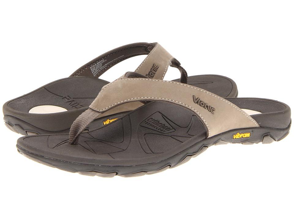 VIONIC - Bryce (Khaki) Men's Sandals