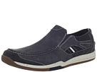 Clarks - Watkins Park (Navy Nubuck) - Clarks Shoes