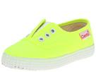 Cienta Kids Shoes - 55065 (Toddler/Little Kid) (Neon Yellow) - Footwear