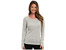 Hot Chillys Geo Pro Scoopneck (Natural Heather)