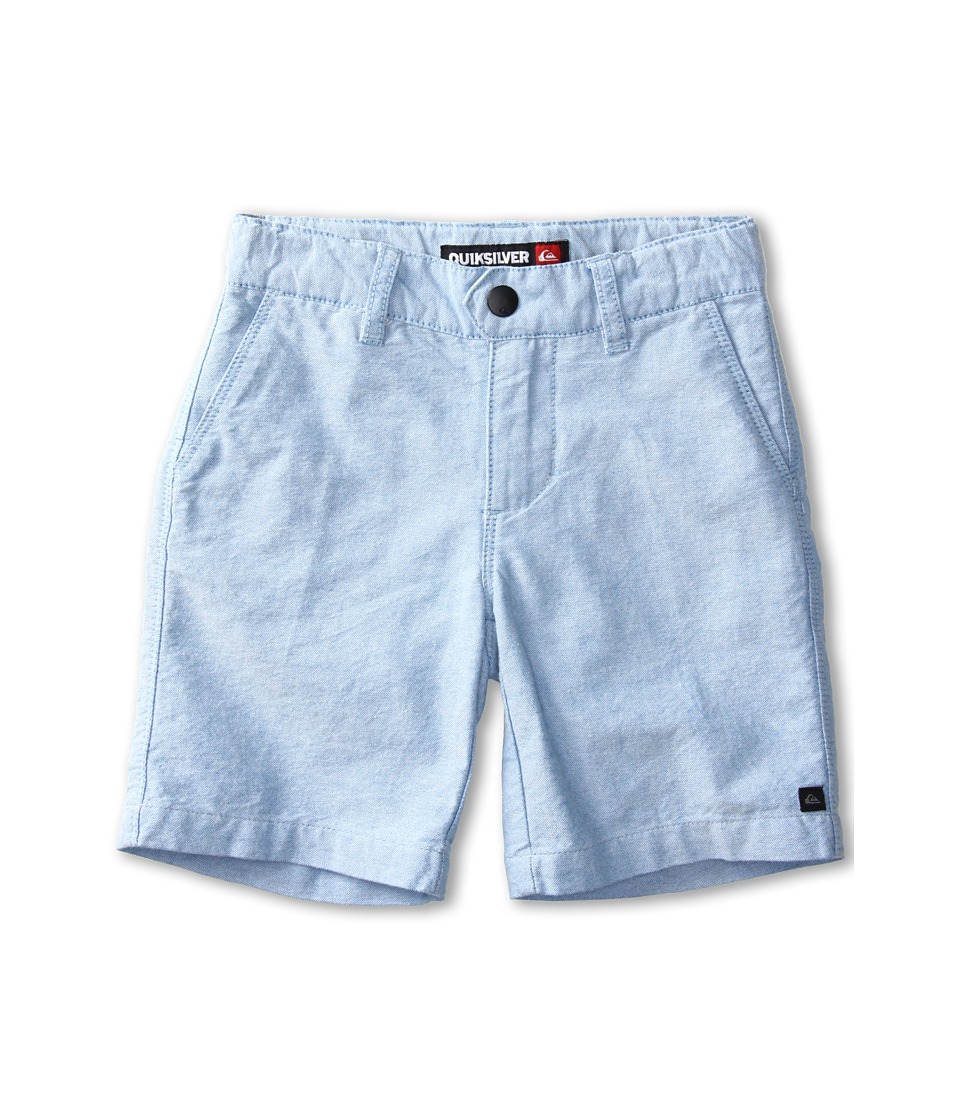 Quiksilver Kids Thurston Walkshort Boys Shorts (Blue)