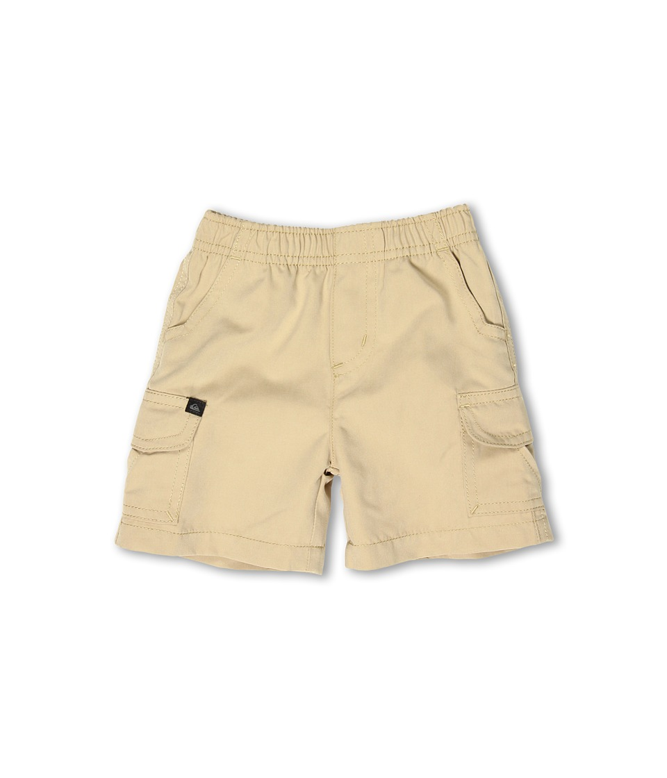 Quiksilver Kids One For All Walkshort Boys Shorts (Brown)