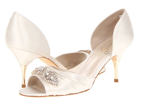 Ivanka Trump - Nanci2 (Ivory Satin) Women