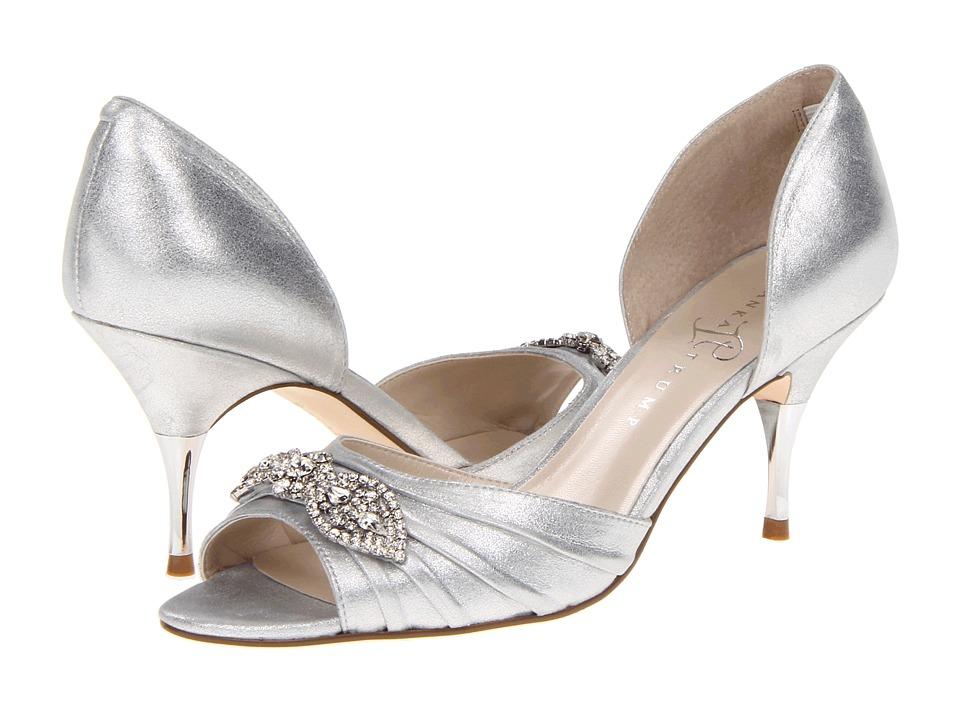 Ivanka Trump - Nanci (Silver Suede) Women