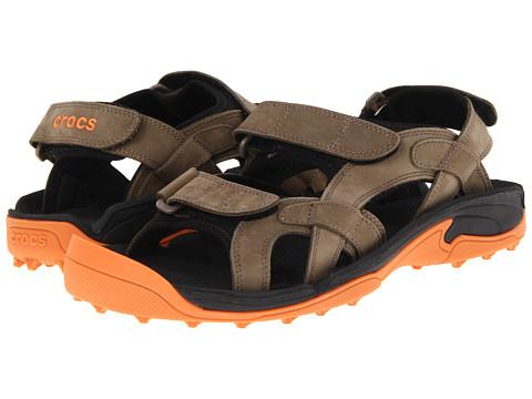 e17347e8fe3c 887350026979. Crocs XTG Lopro Sandal M (Walnut Pumpkin) Men s Sandals