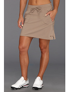 SALE! $37.4 - Save $31 on Oakley Clubhouse Skort (Driftwood) Apparel - 45.00% OFF $68.00