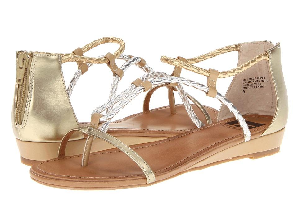 BC Footwear - Sweet Success (Metallic Multi) Women's Sandals