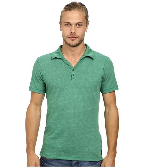 Alternative - Burke Urban Polo (Eco True Green) Men's Clothing