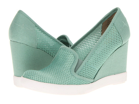 BC Footwear - Break The Ice (Mint Green) Women's Wedge Shoes