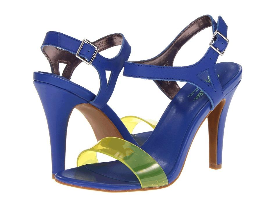Seychelles - Saffron (Cobalt/Cobalt/Academy) High Heels