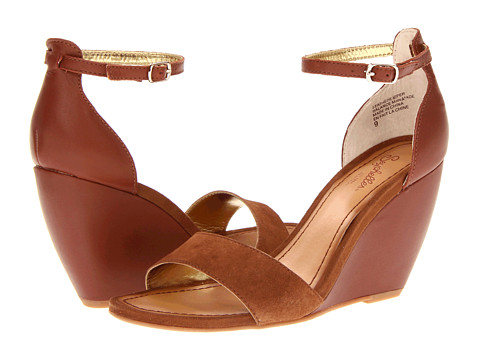 Seychelles - Thyme (Whiskey) Women's Wedge Shoes