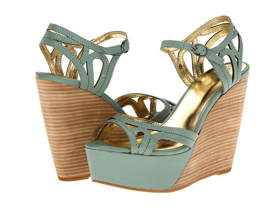 Seychelles - Nothin To Be Afraid Of (Seafoam) Women's Wedge Shoes