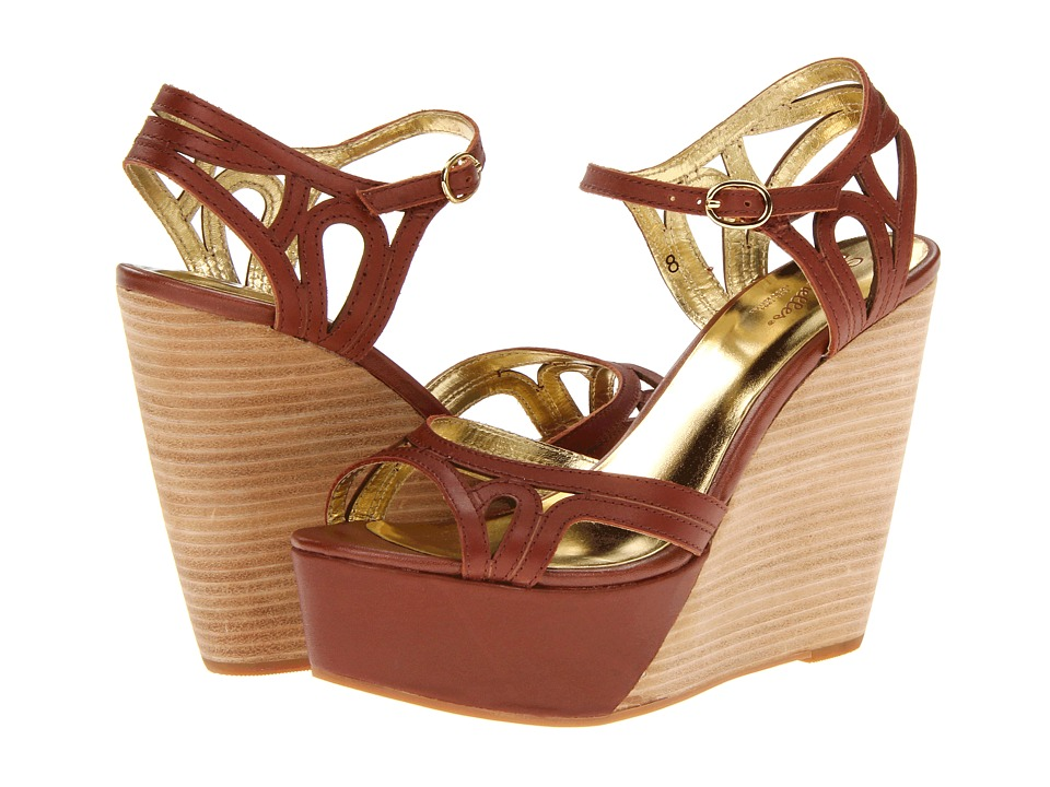 Seychelles - Nothin To Be Afraid Of (Whiskey) Women's Wedge Shoes