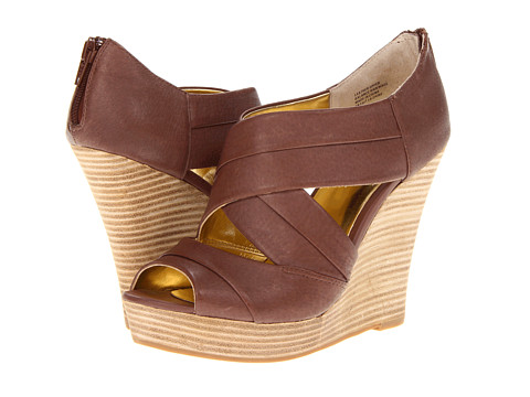 Seychelles - Risky Business (Whiskey) Women's Wedge Shoes
