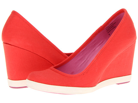 Seychelles Alright With Me (Red) Women's Wedge Shoes